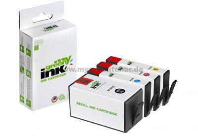 Refill Tintenpatrone für HP OfficeJet 6950, Pro 6868/6950 u. a.