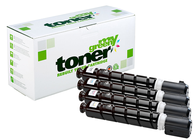 Rebuilt toner cartridge for Canon IR Advance C256/356