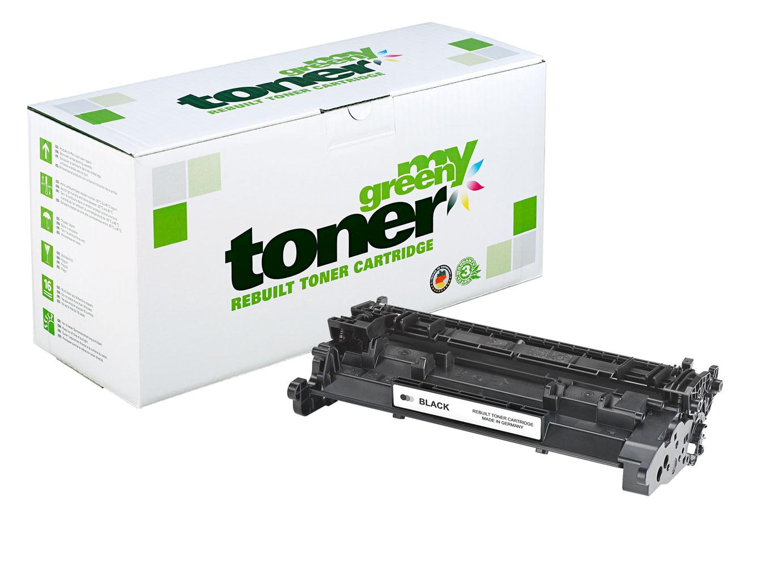 Rebuilt toner cartridge for Canon I-Sensys LBP-223, MF-445 a. o.