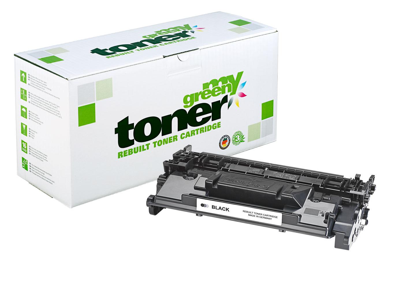 Rebuilt toner cartridge for HCanon I-Sensys LBP-223, MF-445 a. o.