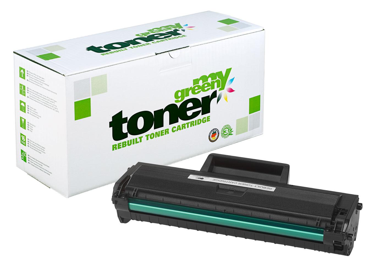 Rebuilt toner cartridge for HP LaserJet 107, MFP 135/137/138