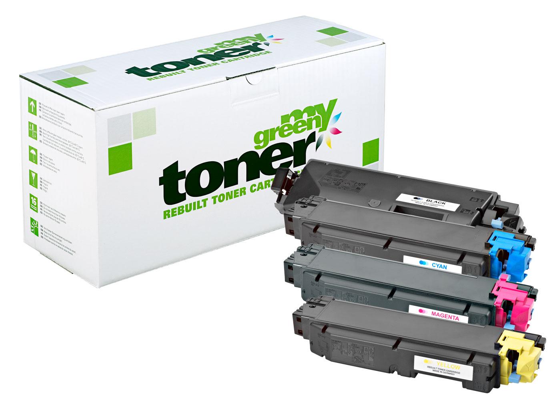 Rebuilt toner cartridge for Kyocera TASKalfa 352
